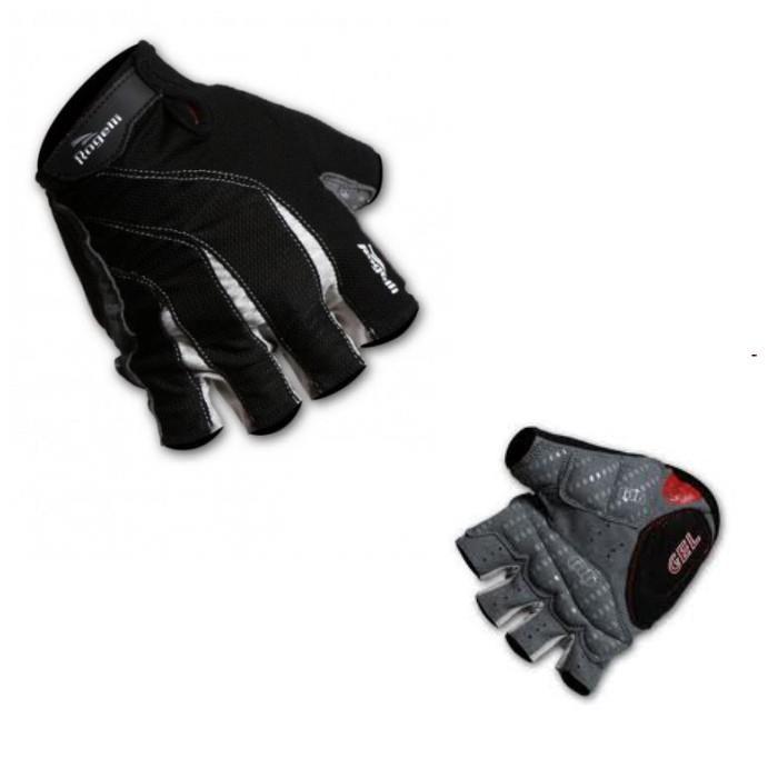 Wygodne rękawiczki rowerowe