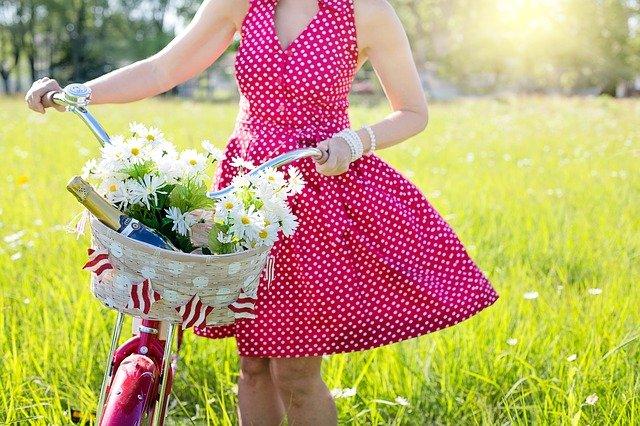 Rodzaje rowerów damskich